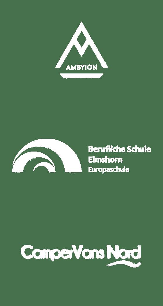 logos kunden ambyion berufliche schule elmshorn campervans nord
