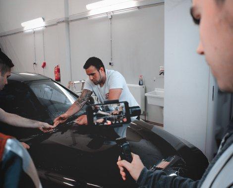 Folierung Film Imagefilm cifol werbetechnik filmproduktion